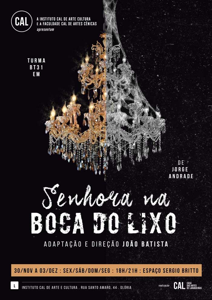SENHORA NA BOCA DO LIXO