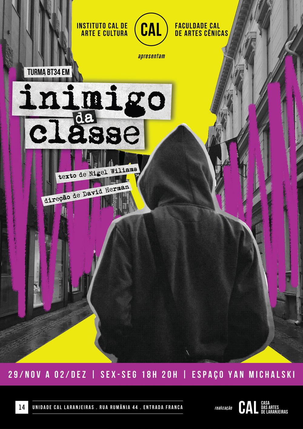 INIMIGO DA CLASSE