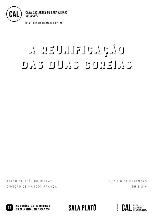 A REUNIFICAÇÃO DAS DUAS COREIAS
