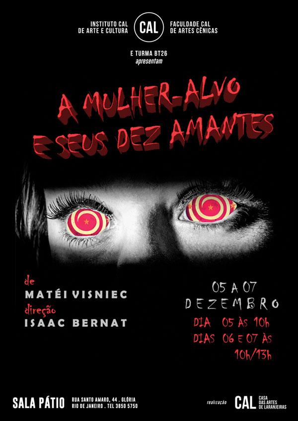 A MULHER-ALVO E SEUS 10 AMANTES
