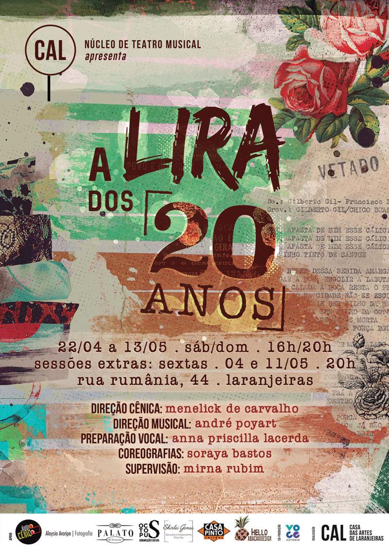 A LIRA DOS 20 ANOS
