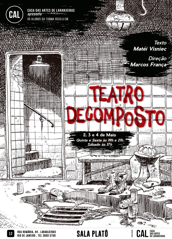 TEATRO DECOMPOSTO