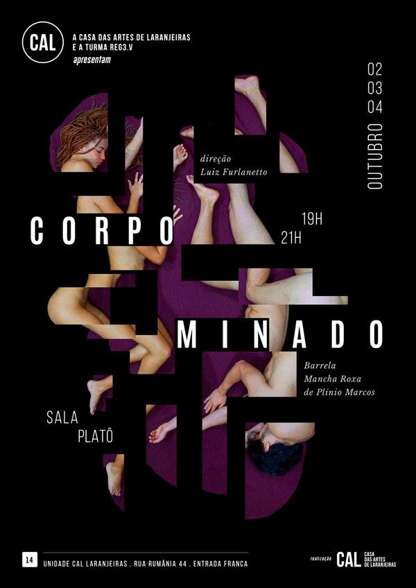 CORPO MINADO