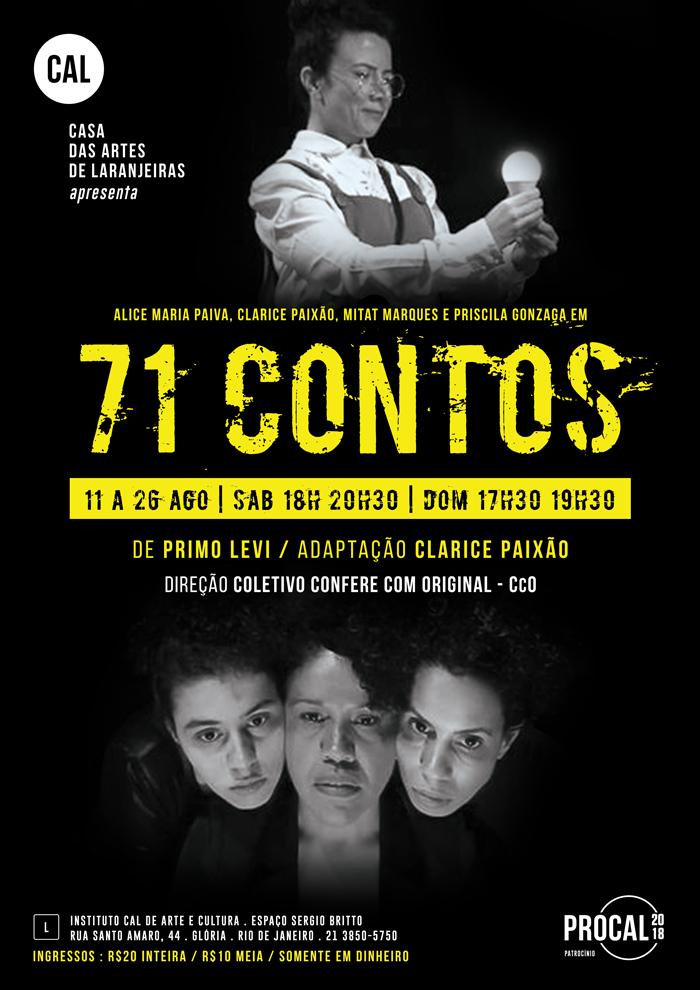 71 CONTOS
