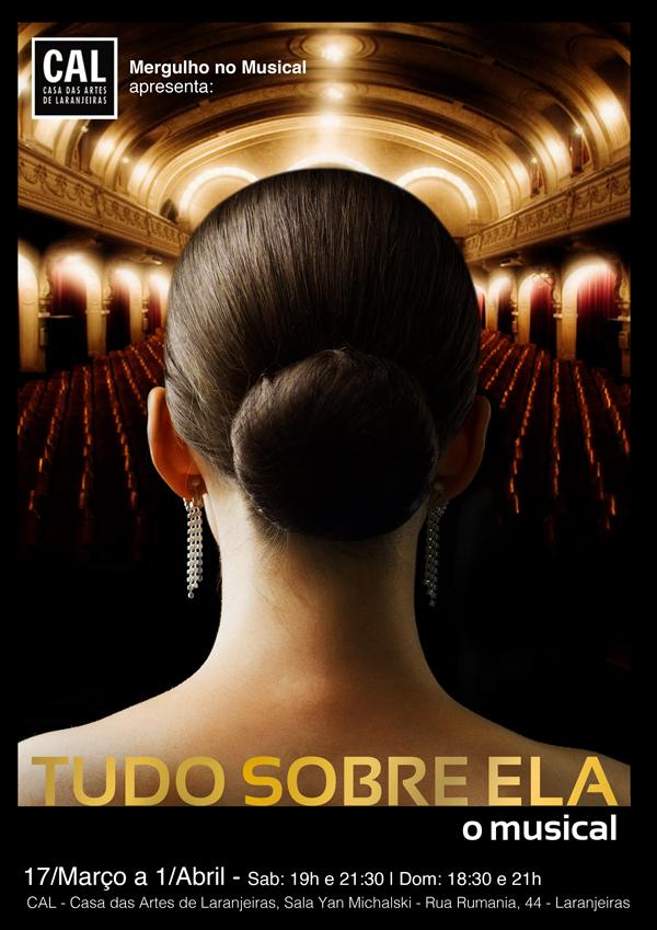 TUDO SOBRE ELA - O MUSICAL