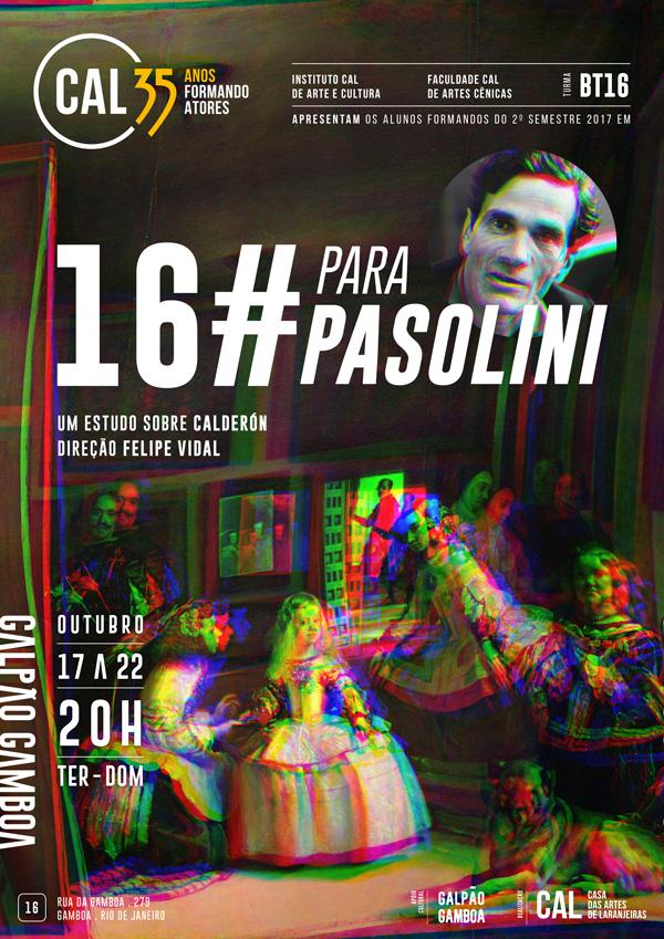 16# PARA PASOLINI