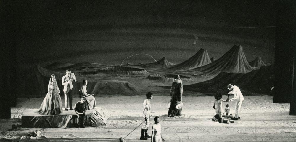 PÓS / História do Teatro Brasileiro e Ocidental