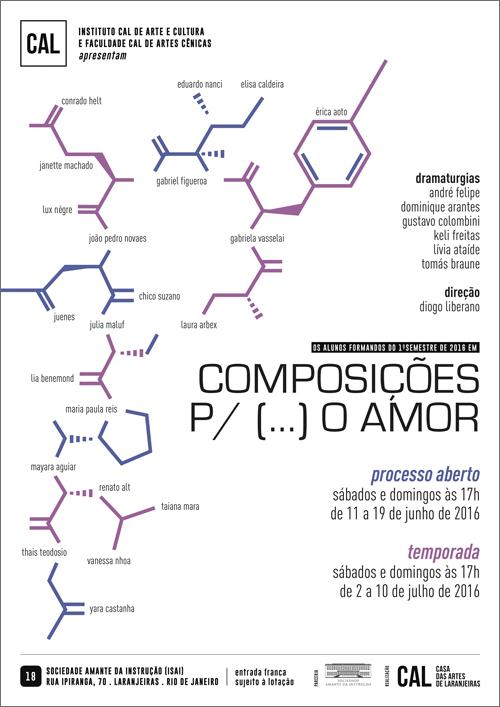 COMPOSIÇÕES P/ (...) O AMOR